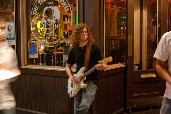 Austin and Memphis 2009