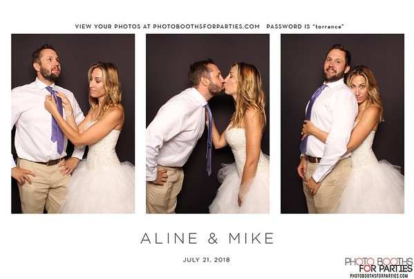Aline & Mike's Love Event