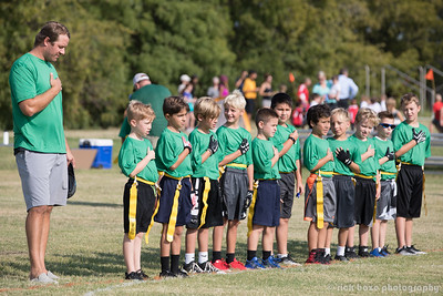 YMCA Eagles Flag Football