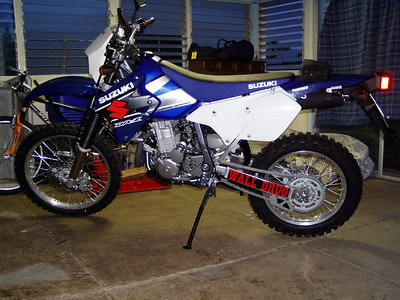 DRZ400s