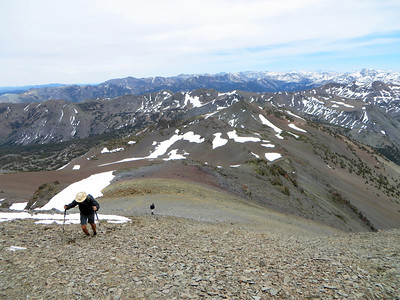 Sonora Pass: June 13-15, 2014
