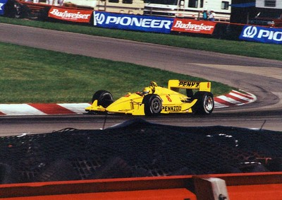 1992 CART Pioneer 200 at Mid-Ohio