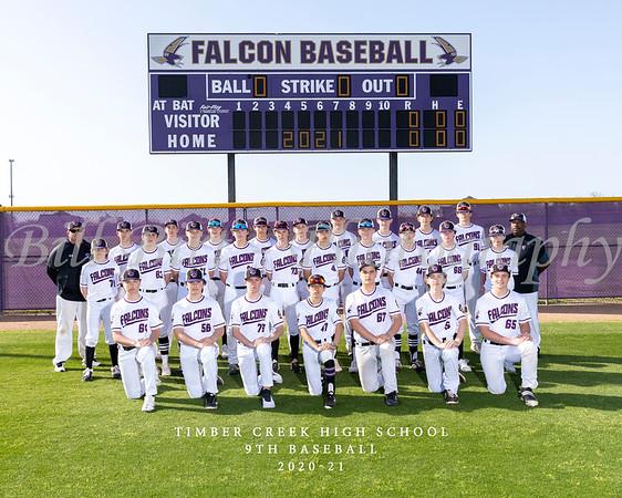 TCHS Baseball Team Photos