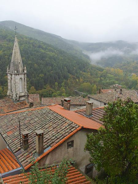 Couleurs d'automne en Ardèche