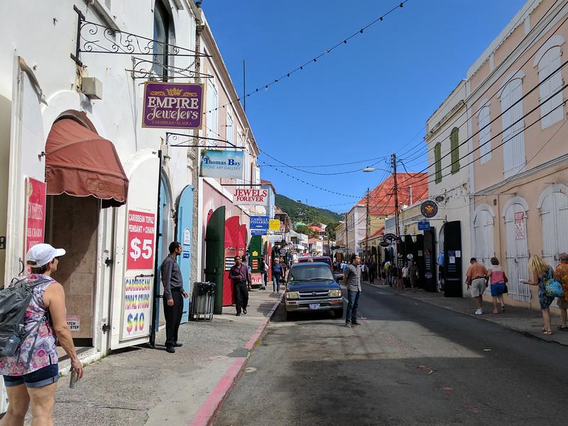 St. Thomas had 100s of gem shops