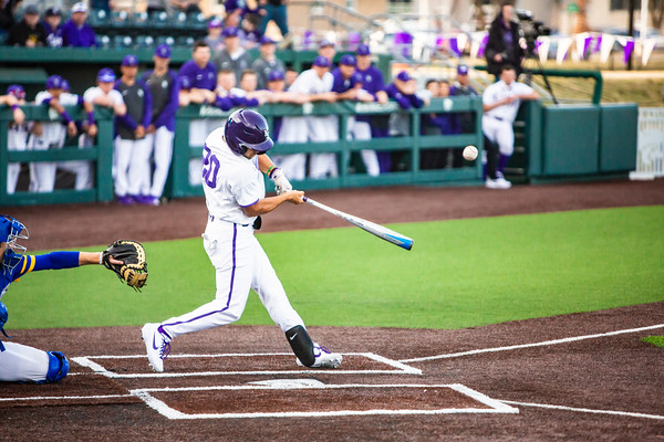 Baseball vs SDSU 3/11