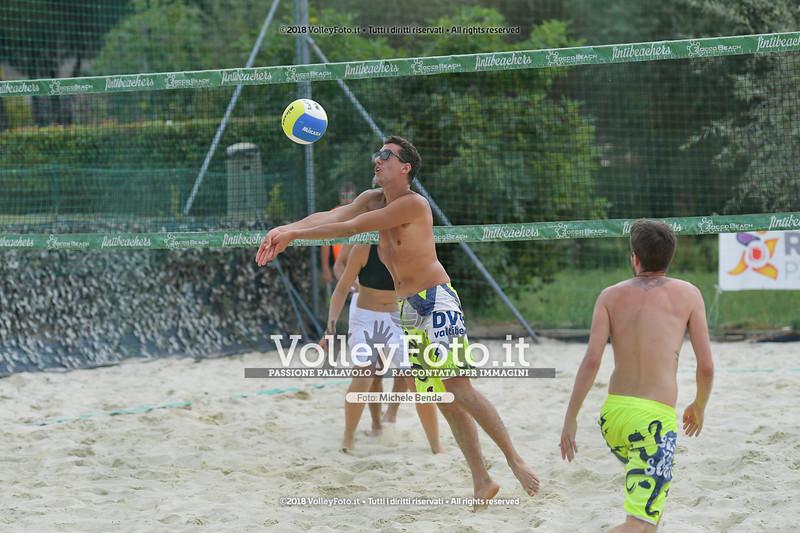 """5ª Edizione Memorial """"Claudio Giri"""" presso Zocco Beach San Feliciano PG IT, 25 agosto 2018 - Foto di Michele Benda per VolleyFoto [Riferimento file: 2018-08-25/ND5_9268]"""