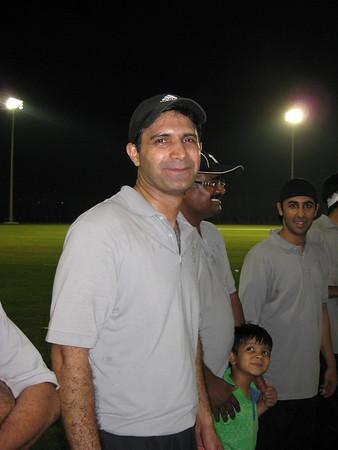 Internal Tournament Final - November 2009