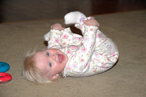 070119-27 - Chloe at 10 Months