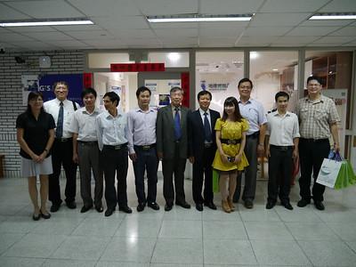 20140828 越南Thai Nguyen University參訪