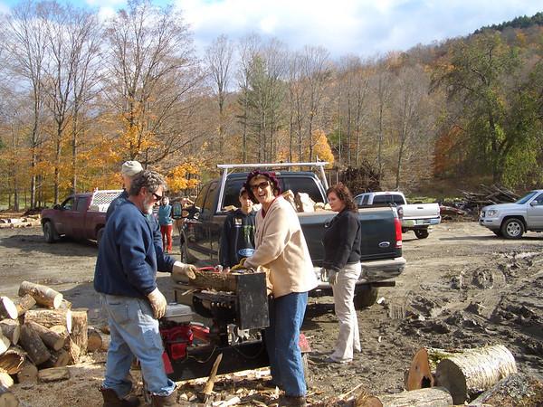 Barnard's Helping Hands, Firewood Fest
