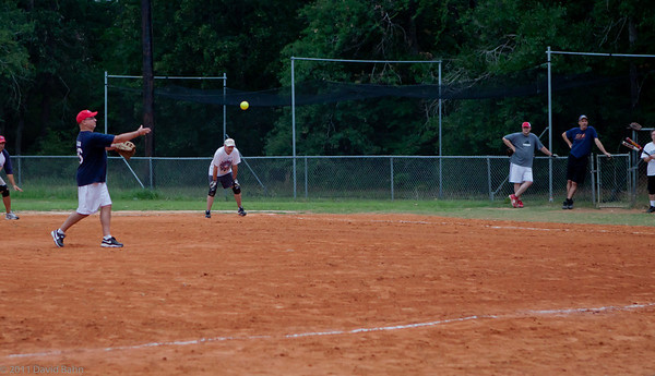 St. John Softball Team 2011