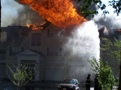 Peabody - 4th Alarm, May 2008