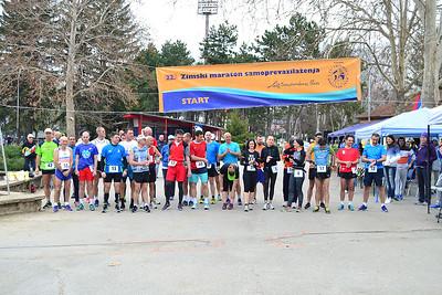 22. Zimski Maraton Samoprevazilaženja