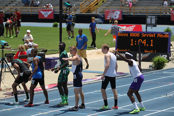 Mansfield - 2013 New Balance Outdoor Nationals