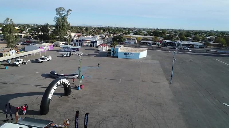 Sonora Rally 2018 - Day 1 - El Bosque Setup 1