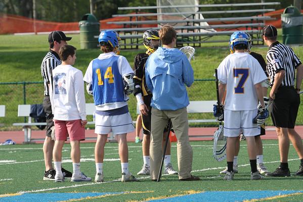 150421 Boys Lacrosse v Vianney