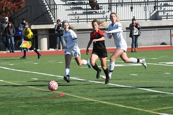 Girls Soccer: GA vs PC - Gallery I