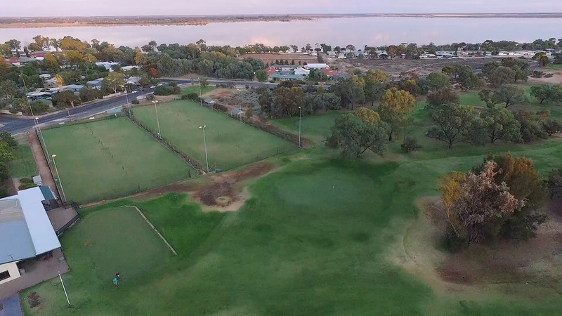 Barmera Golf Course (video)