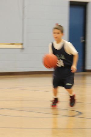 RLA Basketball 2012/13