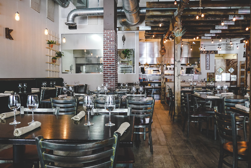 The Brick American Kitchen & Bar, Downtown Dadeland