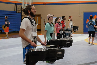 Winter Percussion Video Links