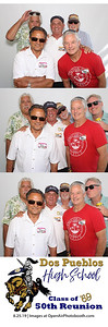 8-25-2019 Dos Pueblos High School 50th Reunion (photostrips)