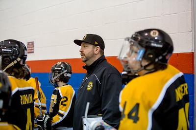 Bowie Bruins Hockey - 2015/2016