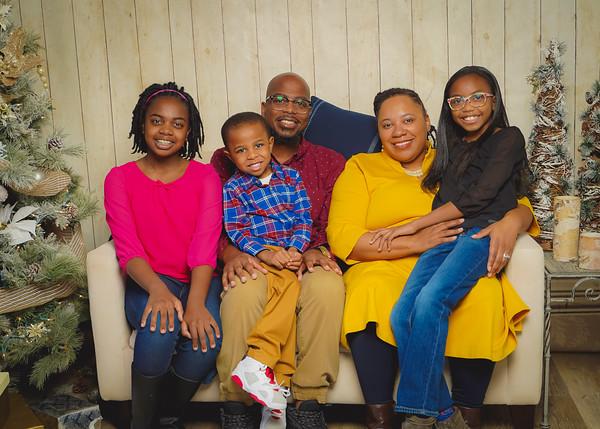 Woodhouse Family Xmas 2020