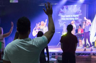 2016-07-03 Sunday Worship
