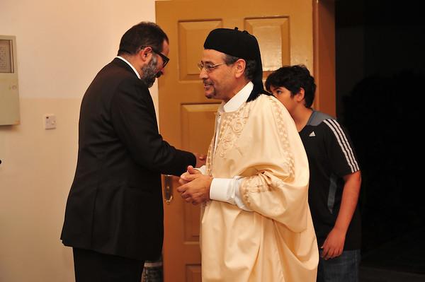 Eid Al-Adha Celebrations 2012, Libyan Consulate