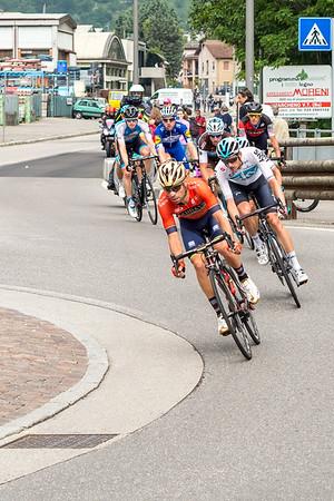 Giro d'Italia a Gardone VT