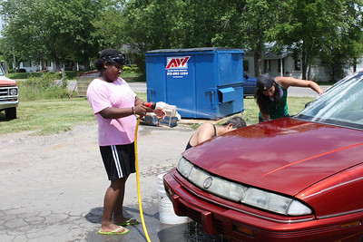 Car Wash June 2010