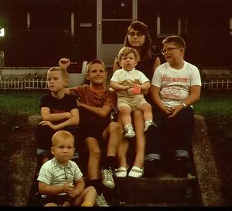 Grandchildren of Lester & Rilda