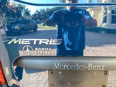 2020 Mercedes Van