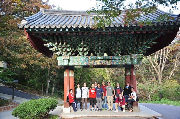 Korea Daejeon Mission - The Madsen Presidency