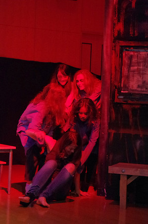 2013 Middle School Play: 10 Ways to Survive the Zombie Apocalypse