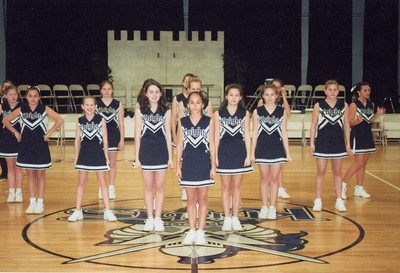Cheerleading 2004-05
