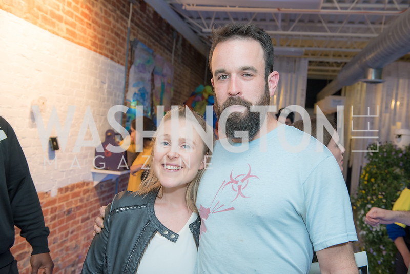 No Kings Collective, UMBRELLA 14, VIP Preview, April 11, 2019, photo by Ben Droz.