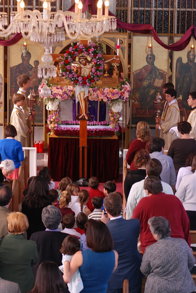 Community Life - Holy Week - April 19, 2009