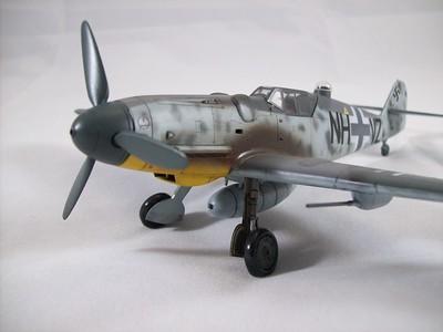 1/48 Messerschmitt BF-109G-6/NR