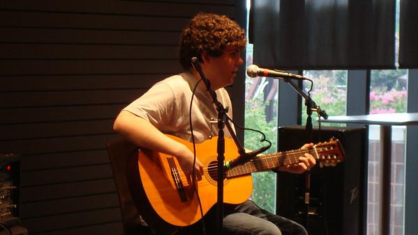 2012-07-08 Instrumentalists @ the Plaza-Blaine Goodwin