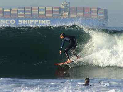 2/26/21 * DAILY SURFING PHOTOS * H.B. PIER