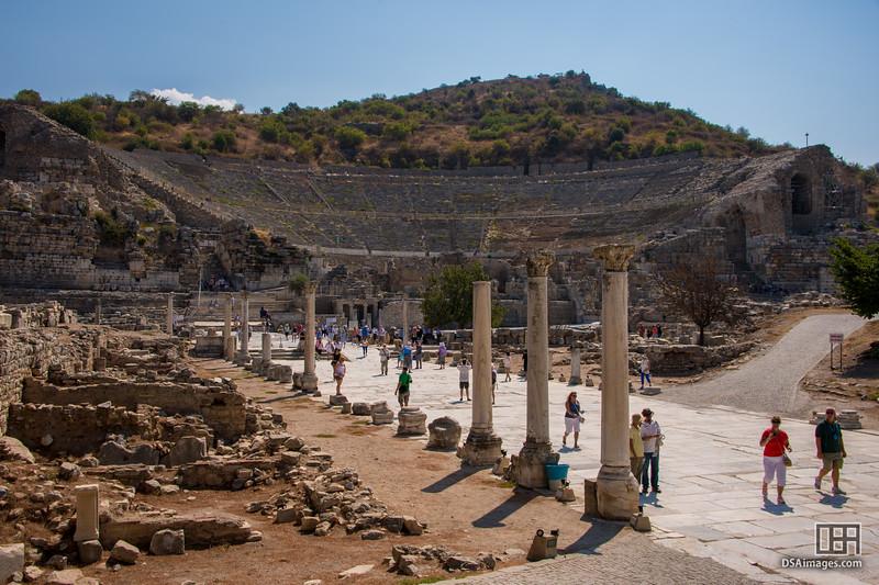 Theatre at Ephesus