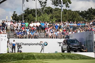 2019 BMW Championship -- Tournament Play