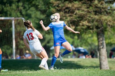 180812 - 03 Girls U16 - American River FC Freedom 02 @ San Juan ECNL 03