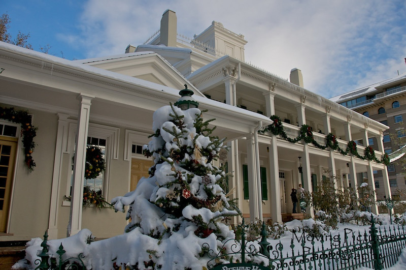 The Beehive House - Brigham Young's Home