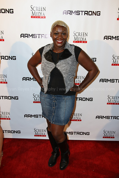 Armstrong Movie Premiere