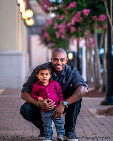 Jay and Cam - Father Son Portraits