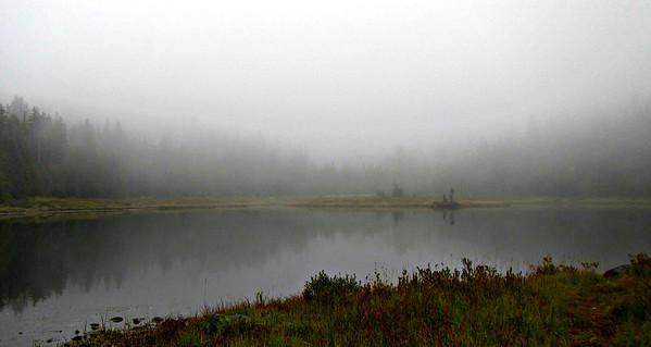 Gordon Pond (September 20)